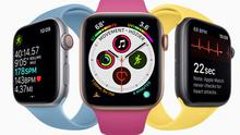 'Always on' display: the Apple Watch Series 5 (€459 from Apple online store or Harvey Norman)