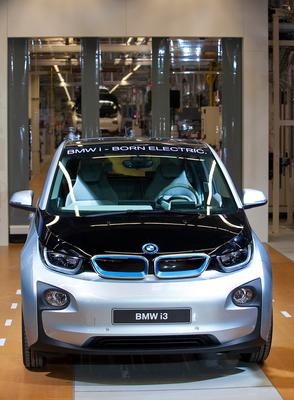 BMW was an early entrant into market