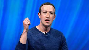 Facebook CEO Mark Zuckerberg plans to 'bring the metaverse to life'. Picture by Gerard Julien/AFP/Getty
