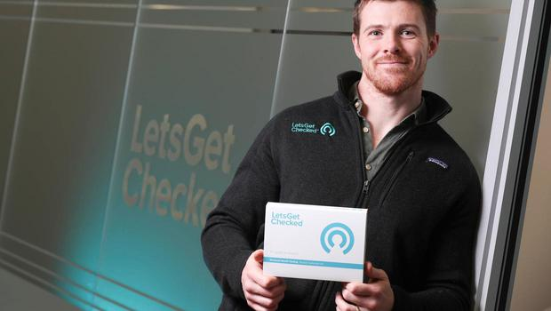 LetsGetChecked founder and CEO, Peter Foley, has just raised $150m at a $1bn valuation, making the firm a 'unicorn'