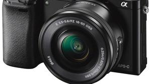 Excellent value: Sony A6000 with 16-50mm lens
