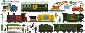 Frank Hornby's 150th birthday