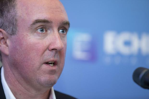 Echelon Data Centres CEO Niall Molloy. Picture by Peter Houlihan