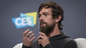 Twitter founder Jack Dorsey who also heads payments firm Square