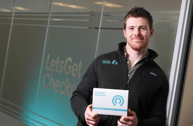 Funding: Peter Foley's firm Let'sGetChecked raised $71m
