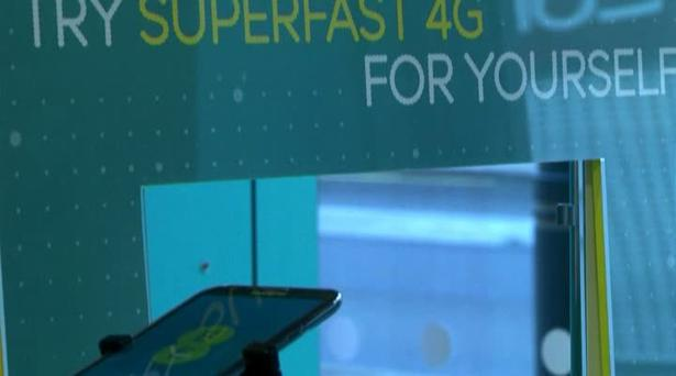 Meteor and eMobile announced their 4G launch today (Thursday)