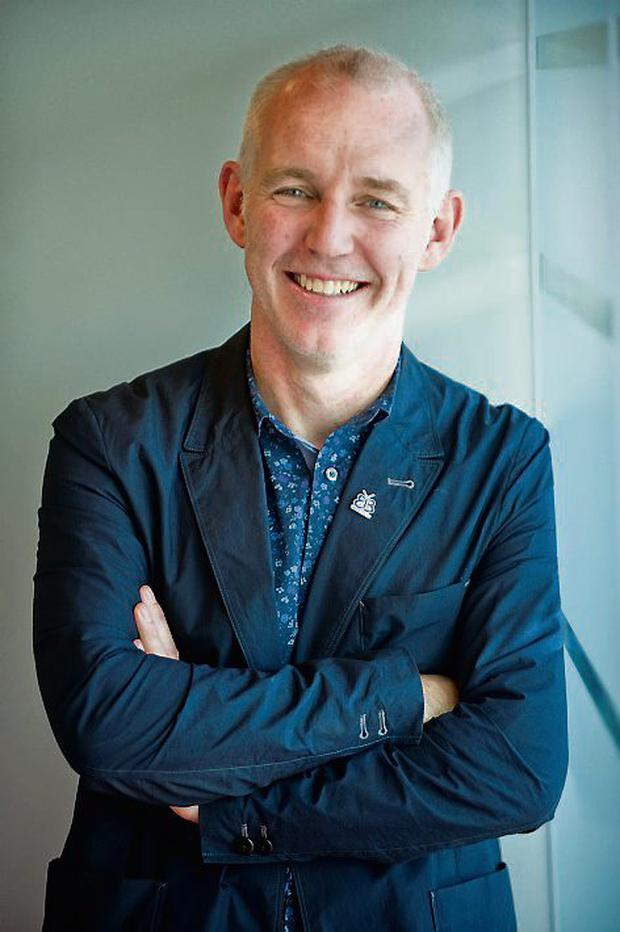 Ray D'Arcy's show has a new sponsorship deal with insurance firm AA