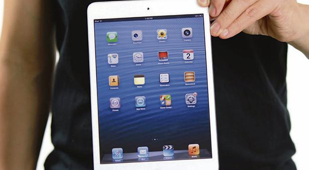 The current iPad Mini comes with a lower-resolution 132ppi screen