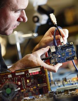 Edward Roache takes a closer look at the new Intel Galileo development board that features the Quark SoC X1000 technology – both were designed by Intel Ireland
