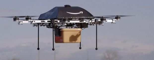 Amazon's Prime Air delivery system