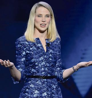 CEO Marissa Mayer