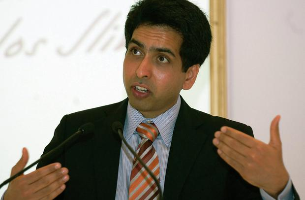 Salman Khan is former hedge fund manager, who set up the free online education service KhanAcadamy.org, is one of the world's genuine disruptors