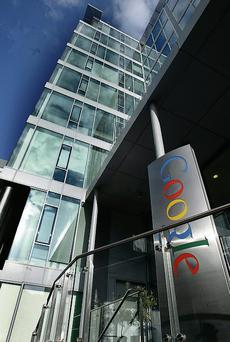 Google's office on Barrow Street