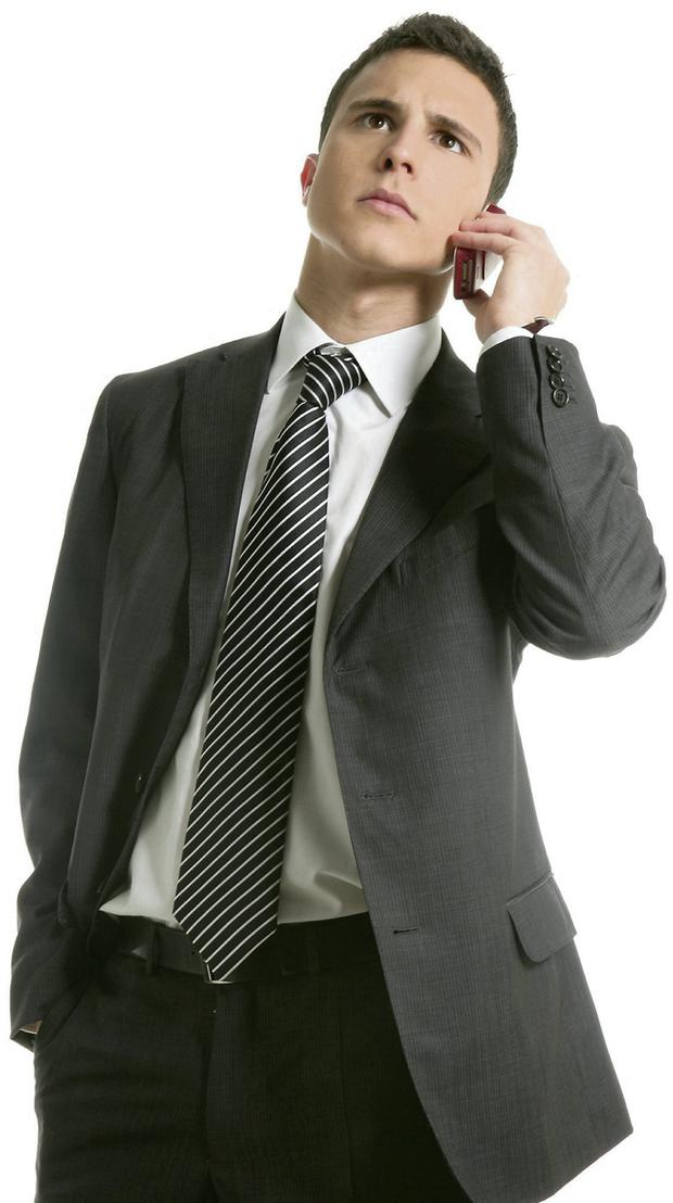 There is a higher risk among those who use mobiles intensively.