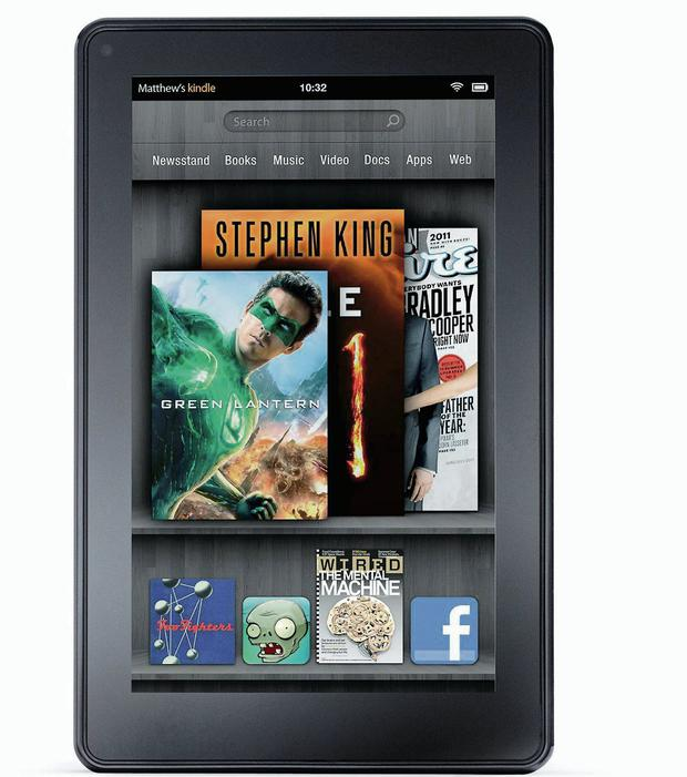 Amazon dominates book sales – both in print and digitally for its Kindle eReaders