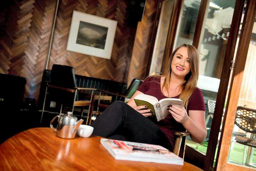 Vicki Notaro rediscovered the pleasure of reading books and will be switching off her iPhone more often