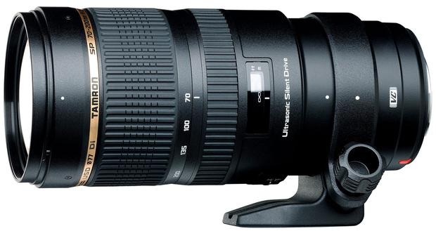 The Tamron 70-200mm F2.8 DiVCUSD