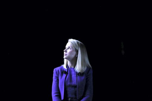 Chief Executive Officer Of Yahoo! Inc. Marissa Mayer