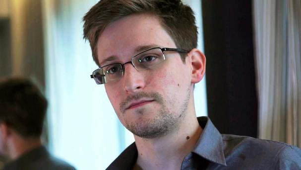 Edward Snowden: secret files