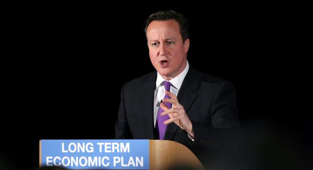 British Prime Minister David Cameron has proposed ban