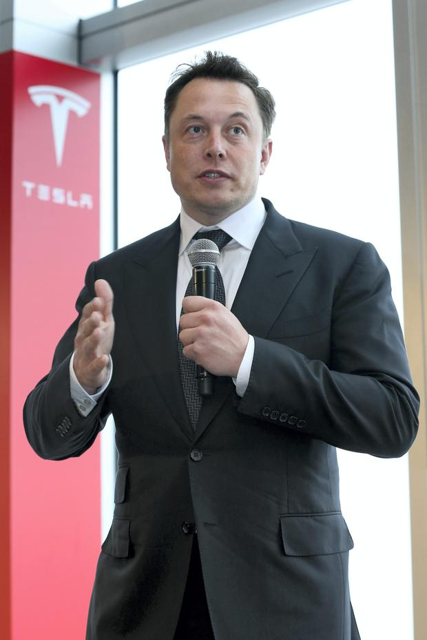 PayPal founder Elon Musk