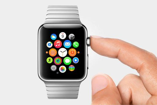 The Apple watch