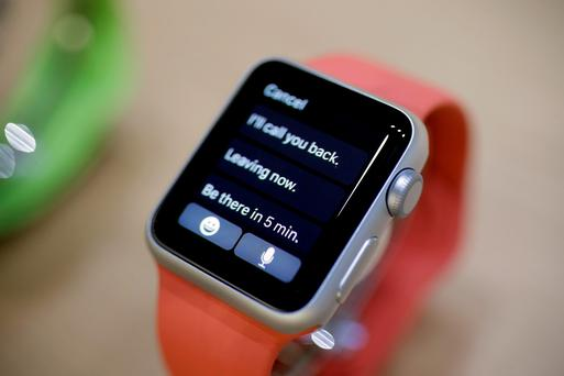 The Apple Watch is being offered for sale to some staff in Ireland at a discount of 50pc