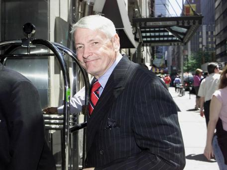 Charter Communications, which is backed by Irish-American billionaire John Malone, is in the market to take over Time Warner Cable. Photo: Bloomberg