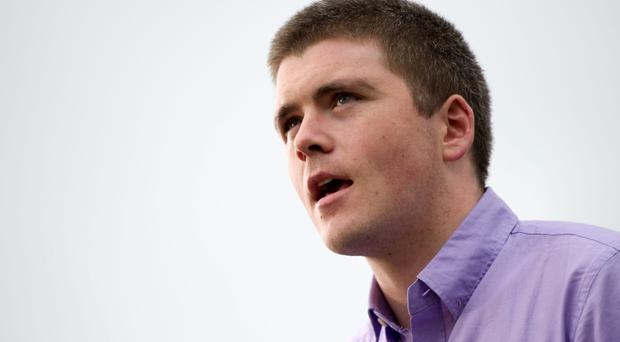 'I will be very unhappy if Stripe does not get us to a place where it is appreciably easier for money to move online,' says John Collison Photo: David Paul Morris