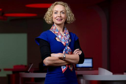 Vodafone Ireland boss Anne O'Leary said Ireland was chosen ahead of other countries for investment