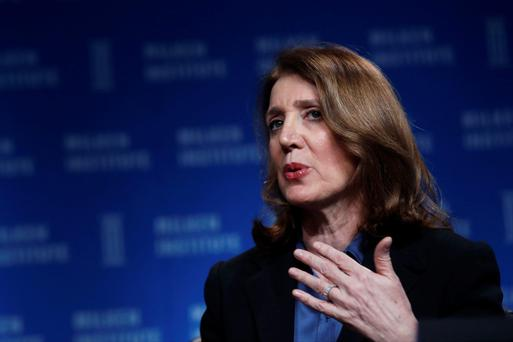 Chief financial officer Ruth Porat is boosting investor confidence