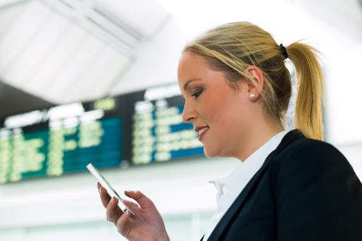 Roaming rates in Europe are currently capped at 20 cents per megabyte of data and 19 cents per calling minute.