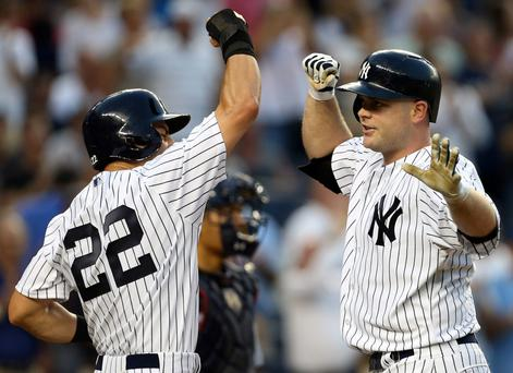 The New York Yankees have been targeted by rival fans
