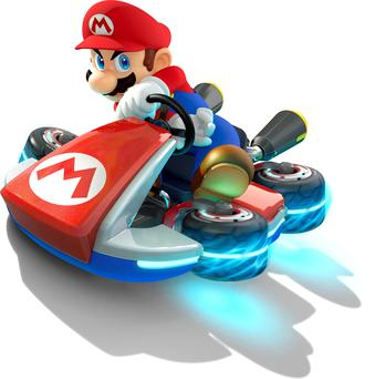 The Mario Kart analogy could help your business