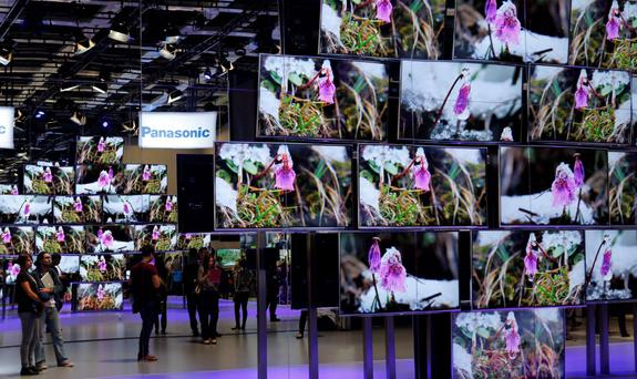 The IFA show in Berlin this week is one of the world's major showcases for technology from leading manufacturers