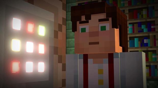 minecraft story mode game online