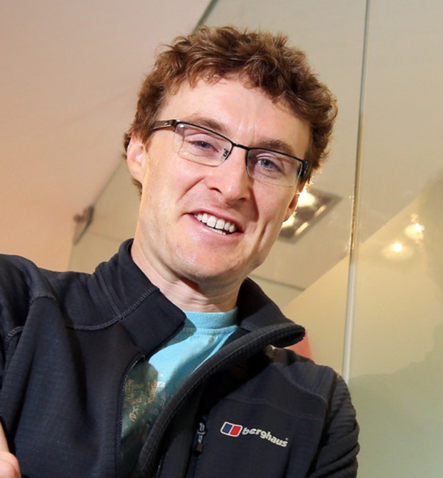 Paddy Cosgrave of Web Summit
