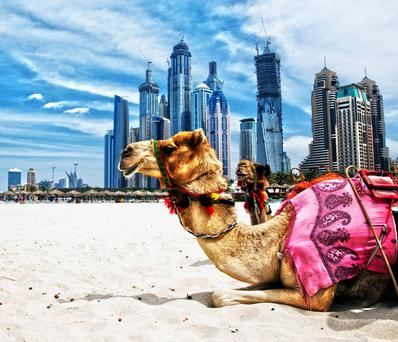 Dubai, one of the seven emirates that makes up the UAE, is a city of amazing contrasts