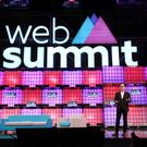Instagram co-founder Mike Krieger takes centre stage during the Web Summit