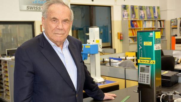 'We have something which is making money, but does not create jobs for enough people,' billionaire Stef Wertheimer feels about the startup and tech revolution in Israel.