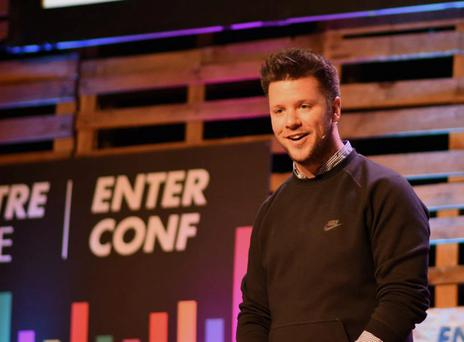 Cork native Daire Hickey says that the secret to Web Summit's success has been motivation