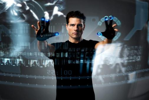 The technology has echoes of the Tom Cruise movie 'Minority Report', where future crimes could be predicted and prevented.