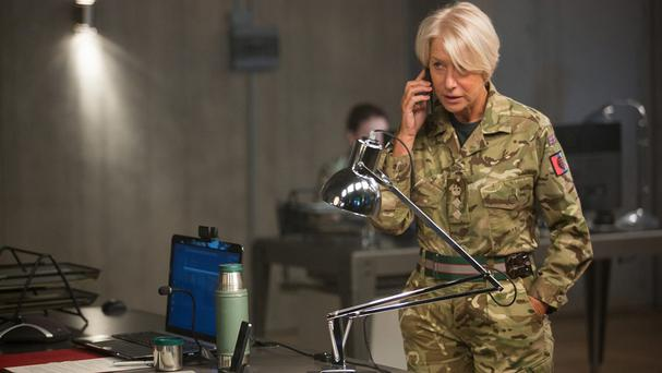 Helen Mirren in new drone war movie 'Eye in the Sky'