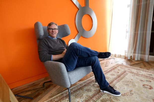 'The thing Ireland seems to be missing is that it's a scale-up place rather than a startup place,' says Brian Halligan.