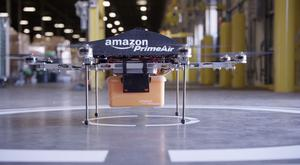 Britain's Civil Aviation Authority will supervise the testing of drone technology by Amazon in UK airspace. Photo: Bloomberg