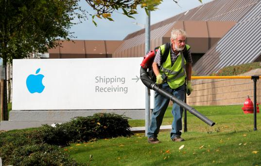 Blow-ins: Apple employs 6,000 people at its Cork campus and across Ireland