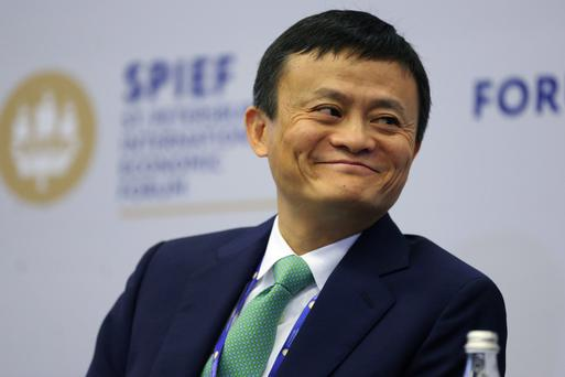 Jack Ma, the billionaire chairman of Alibaba, which controls Ant