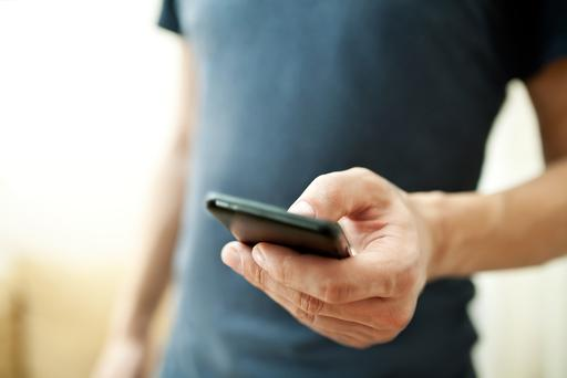 For media outlets, apps offer the opportunity to recruit highly engaged users (Stock picture)