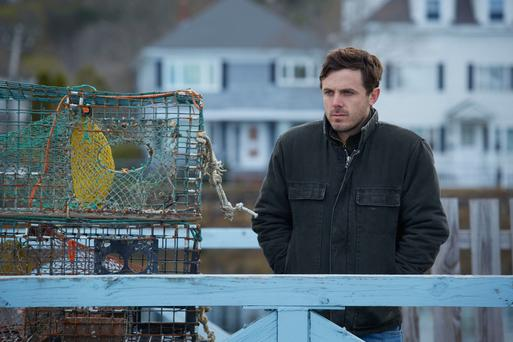Casey Affleck in Oscar-nominated 'Manchester by the Sea'
