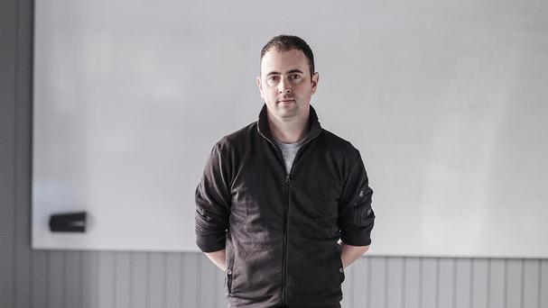 Eoghan McCabe, chief executive of Intercom